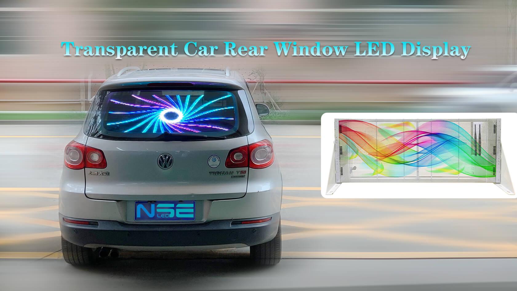 NSE Taxi LED Display