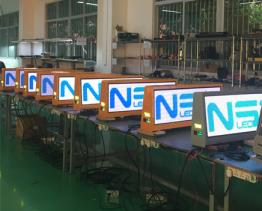 The Features of Taxi Top Led Display