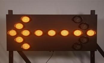 Application potential of LED traffic display