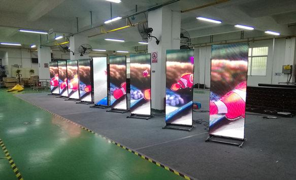 How to Realize A HD LED Screen by Using NSE LED Magic LED Poster?