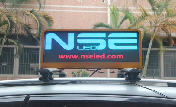 Why Do Advertising with LED Screen Taxi Topper?