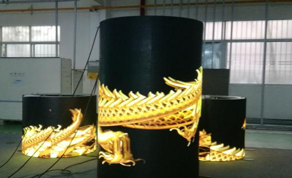 Key Features for Flexible LED Screen