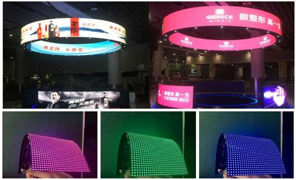 Why is Flexible LED Display Solution?