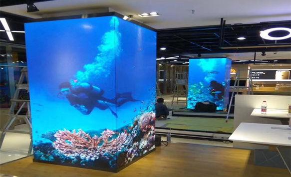 What Is Wall-Mounted LED Video Wall?
