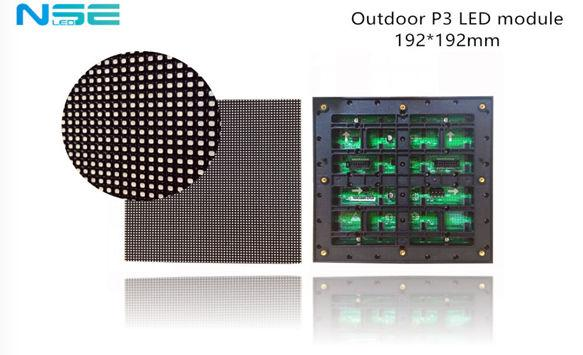 Are you looking for outdoor P3 waterproof LED module ?