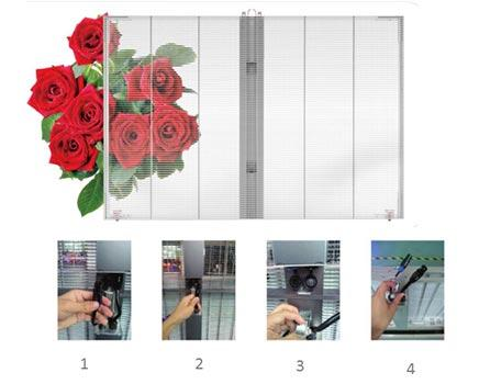 Transparent LED Screen Advantage
