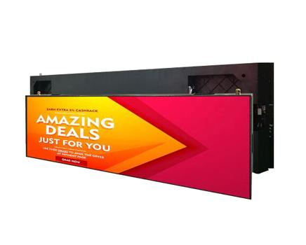 How much does an LED video wall cost?