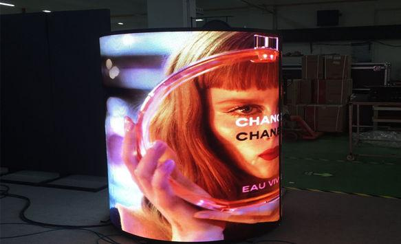 Flexible LED Video Display for Fantastic Applications