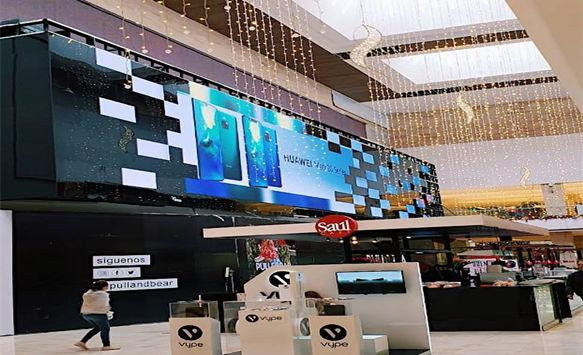 P3 LED Display for Shopping Mall in Guatemala