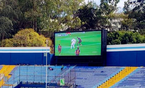 P8 Outdoor LED Display Screen in Guatemala Stadium