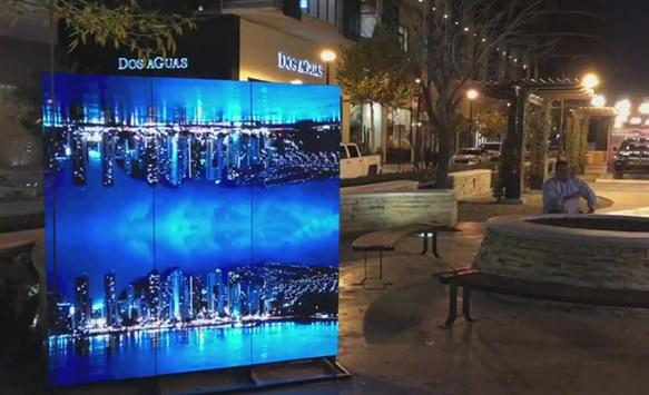 LED Poster Display for Rental in Mexico