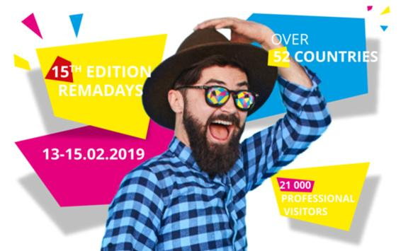 NSE Poland RemaDays Warsaw advertising exhibition is coming soon