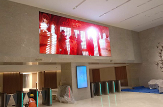 India indoor P2.5 high resolution LED display