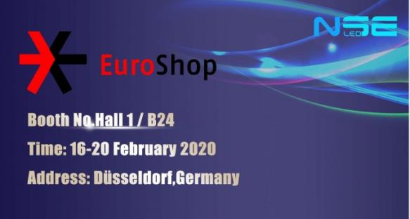 2020 Exhibition: Netherlands ISE / Germany EuroShop