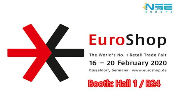 See You in Our Euroshop Booth Hall 1/b24