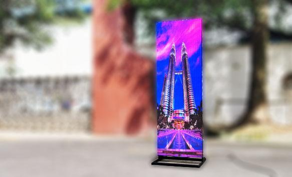 New launch-P2.5 outdoor LED Poster