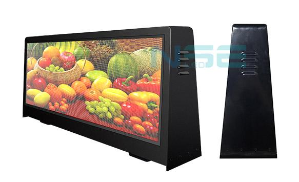 Why choosing NSE taxi top LED display?